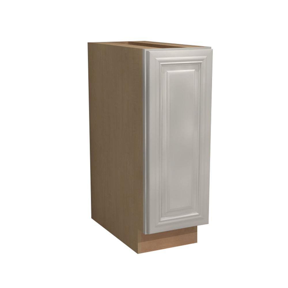 Home Decorators Collection Coventry Assembled In Pantry Pullout Base Kitchen Cabinet