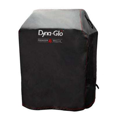 DG300C Premium Small Space LP Gas Grill Cover