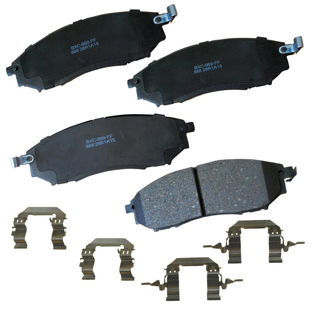 STOP Ceramic Disc Brake Pad - Front