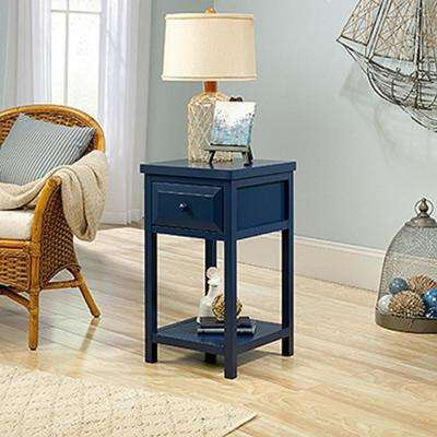 Cottage Road Indigo Blue End/Side Table