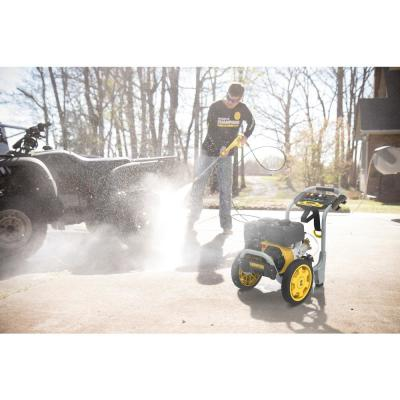 3100 PSI 2.2 GPM Low Profile Gas Cold Water Pressure Washer