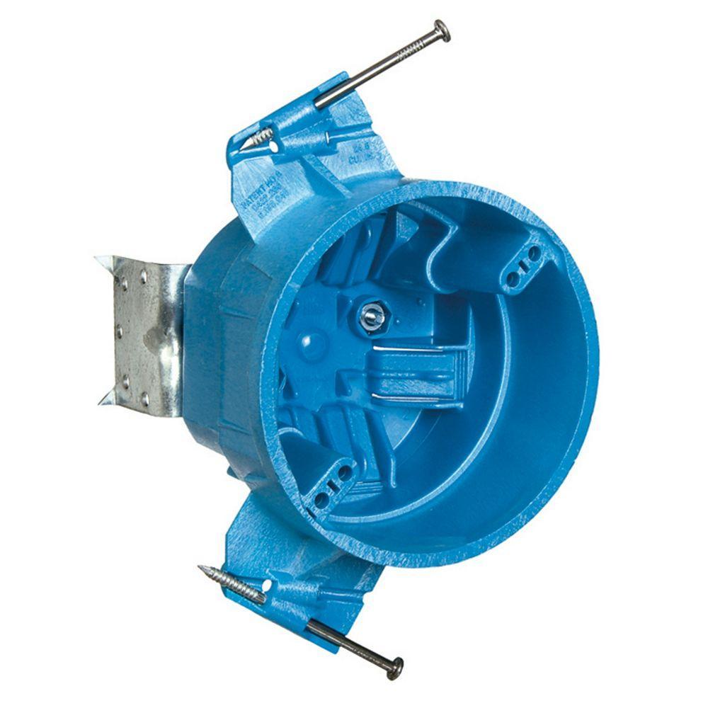 Click here to buy  25 cu. inch Ceiling Fan Box - Super Blue.