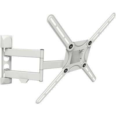Barkan 29 in to 65 in Full Motion - 4 Movement Flat/Curved Dual Arm TV Wall Mount, up to 88 lbs, UL certified