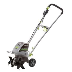 Click here to buy Earthwise 11 inch 8.5 Amp Electric Tiller and Cultivator by Earthwise.