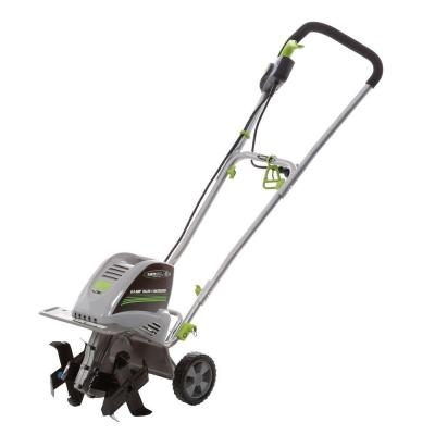 11 in. 8.5 Amp Electric Tiller and Cultivator