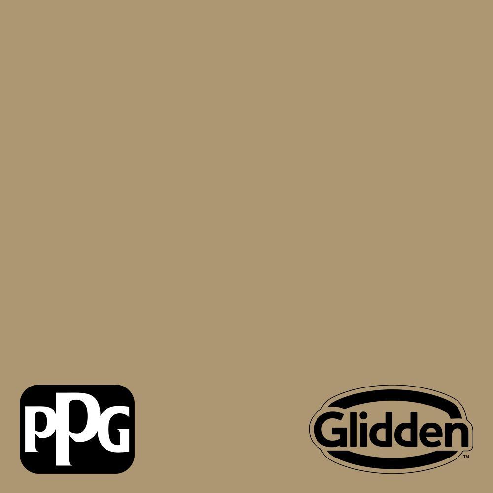 1 gal. Ultra-Hide Zero Jute PPG1098-5 Flat Interior Paint