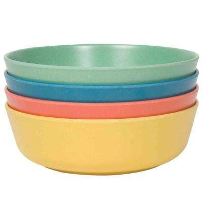 Fiesta Ecologie Multicolor Bowls (Set of 4)