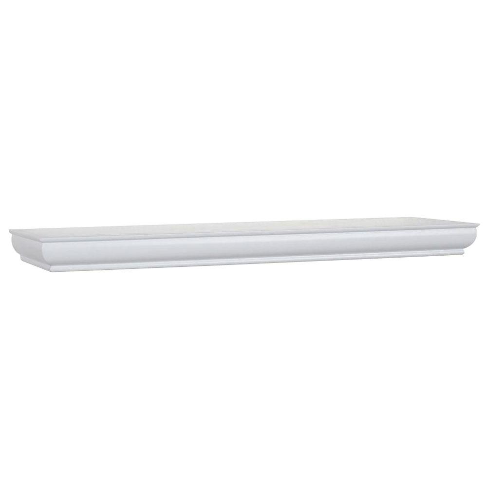 36 in. Floating Shelf