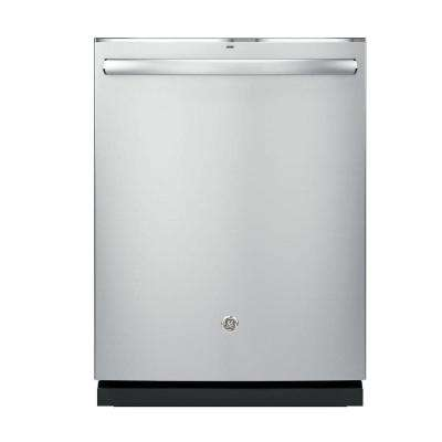 Top Control Dishwasher In Stainless Steel with Stainless Steel Tub and Steam Prewash, 46 dBA
