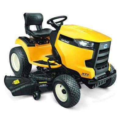 XT1 Enduro Series ST 54 in. Fabricated Deck 24 HP V-Twin Kohler Gas Hydro Lawn Tractor with Cub Connect Bluetooth
