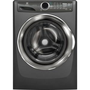 electrolux washer and dryer. electrolux 4.3 cu. ft. front load washer with luxcare wash system, steam in titanium, energy star-efls517stt - the home depot and dryer m