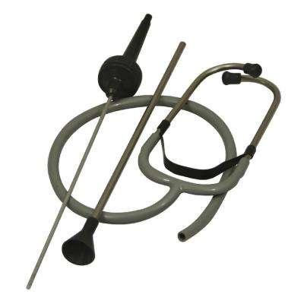 Stethoscope Kit in Grey