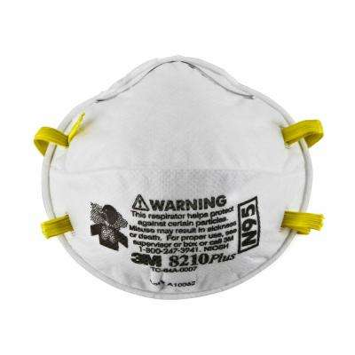 N95 Particulate Respirator Dust Mask