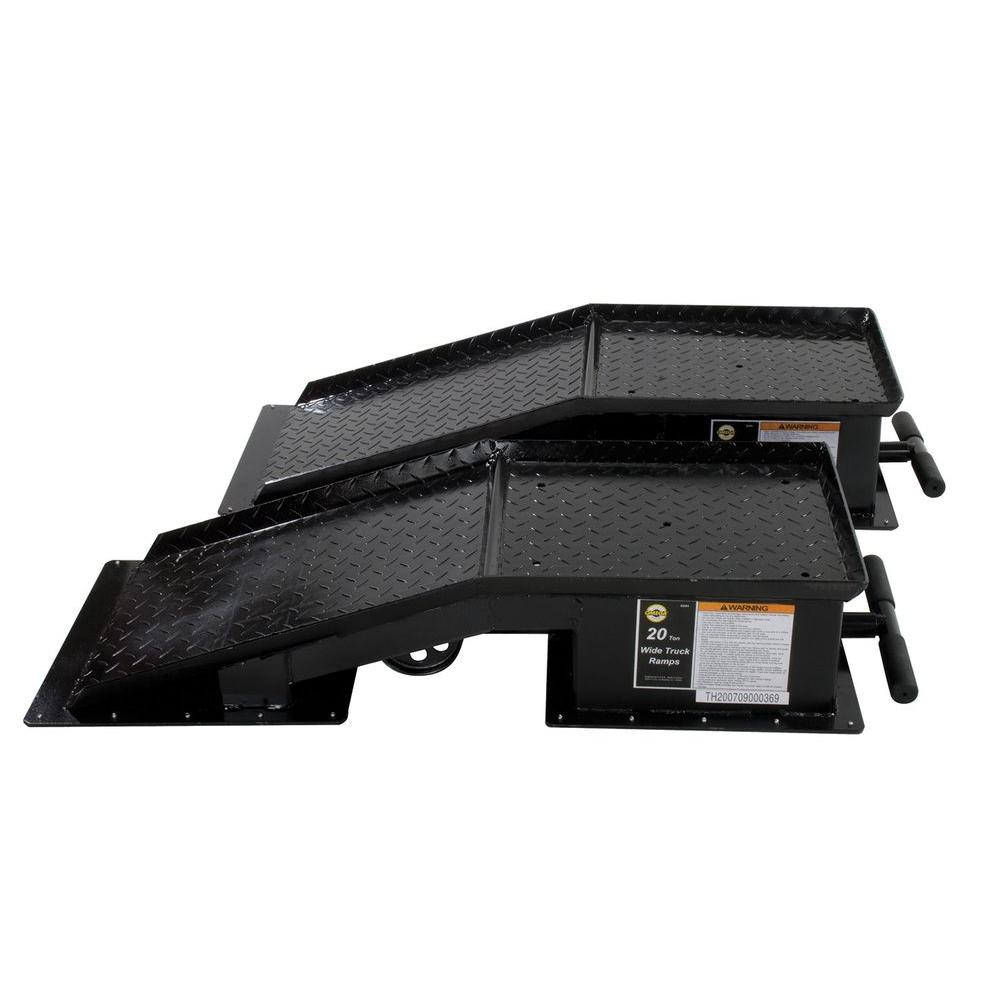 Omega 20 Ton Wide Truck Ramps
