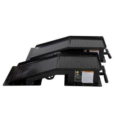 20 Ton Wide Truck Ramps