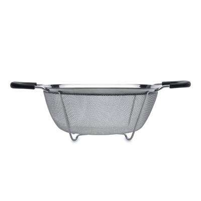 Geminis 10 in. Stainless Steel Mesh Strainer