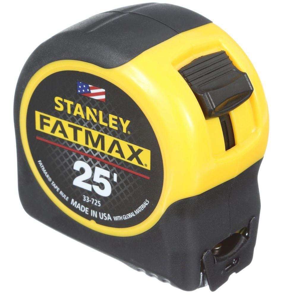 Stanley FatMax 25 ft. Tape Measure