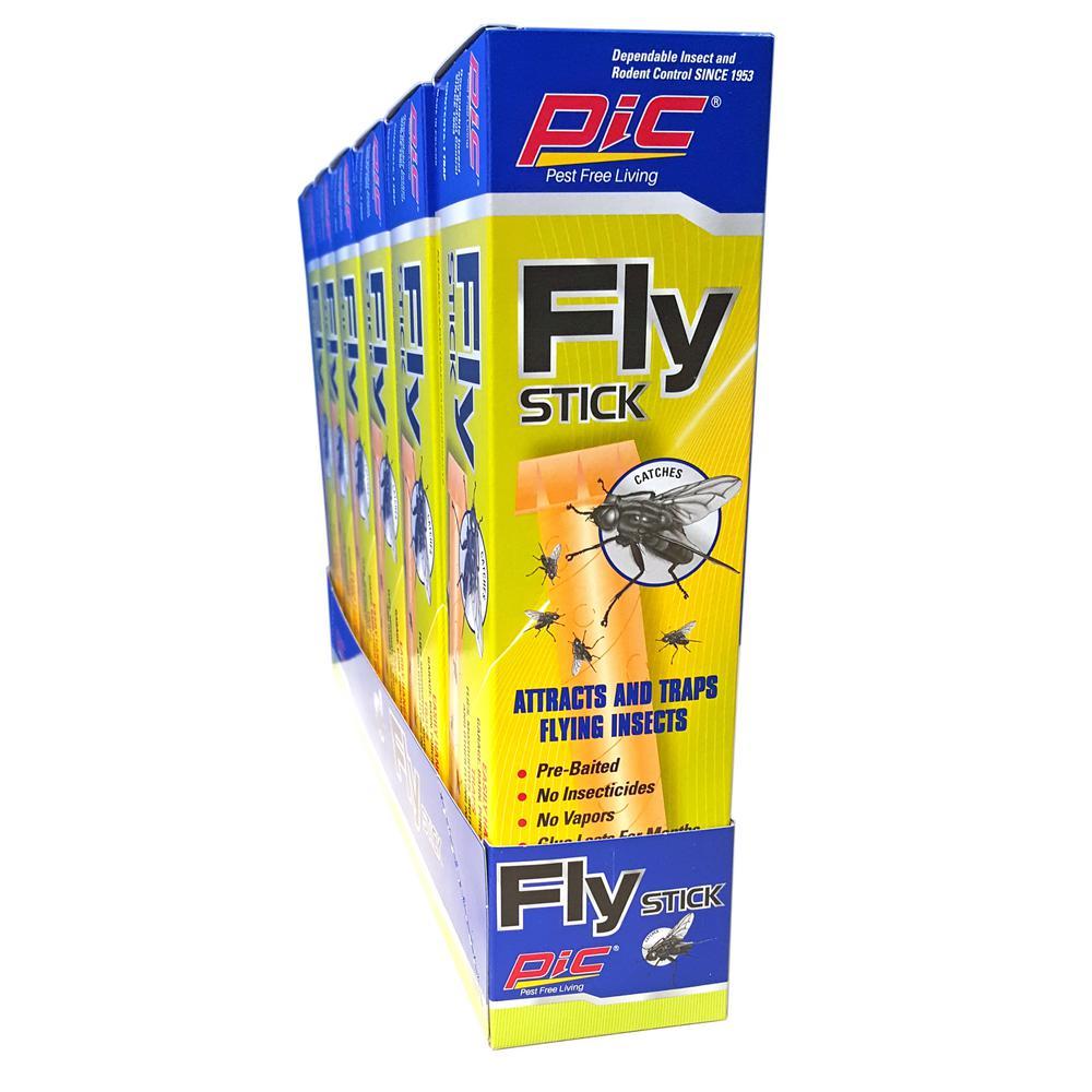 Jumbo Fly Sticks (6-Pack)