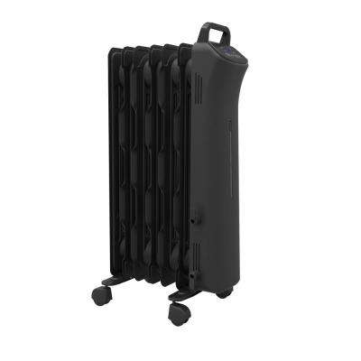 1,500-Watt Digital Eco-Fin Oil-Filled Radiator with 7-Fins