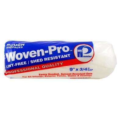 9 in. x 3/4 in. Woven Polyester Roller Cover (25-Pack)