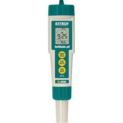 ExStik pH Refillable Meter
