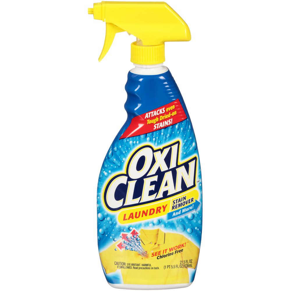 OxiClean 21.5 oz. Fabric Laundry Stain Remover