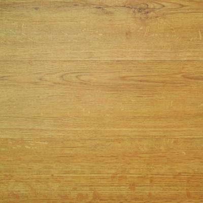 Natural Oak 6 in. x 36 in. Luxury Vinyl Plank Flooring (36 sq. ft. / 24 planks / case)