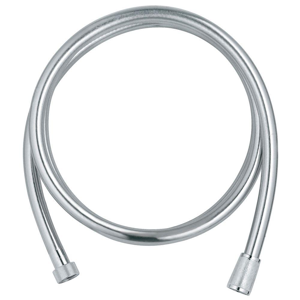 GROHE 79 In. Silver Flex Hose