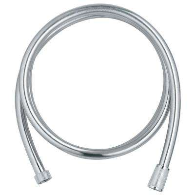 79 in. Silver Flex Hose