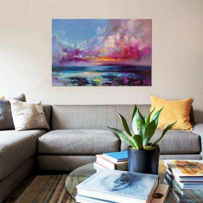 """40 in. x 26 in. """"Arran Glow"""" by Scott Naismith Printed Canvas Wall Art"""