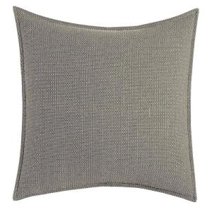 Raffia Brown Euro Pillow Cover