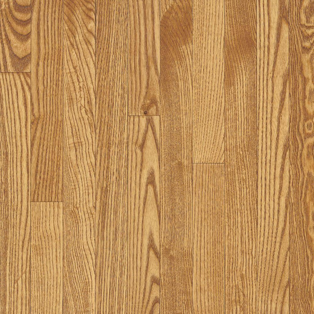 Bruce Oak Seashell 3/4 in. Thick x 3-1/4 in. Width x Random Length Solid Hardwood Flooring (22 sq. ft. / case)