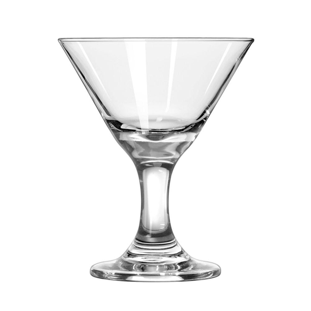 Libbey 3 oz. Clear Mini Martini Glass (Set of 12)-DISCONTINUED