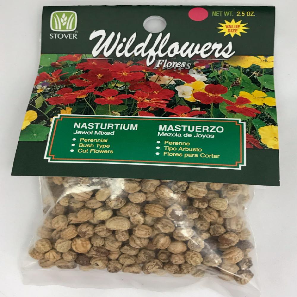 Nasturtium Seed Value Pack