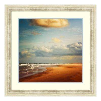 """Dream Beach"" by Dirk Wuestenhagen Framed Wall Art"