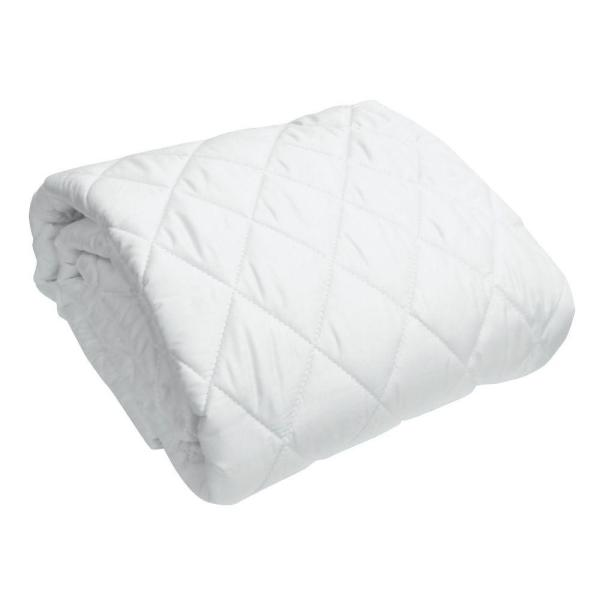 Remedy Bed Bug Dust Mite Cotton Mattress Zip Cover Protector