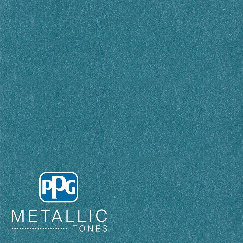 1  gal. #MTL114 Aqua Essence Metallic Interior Specialty Finish Paint