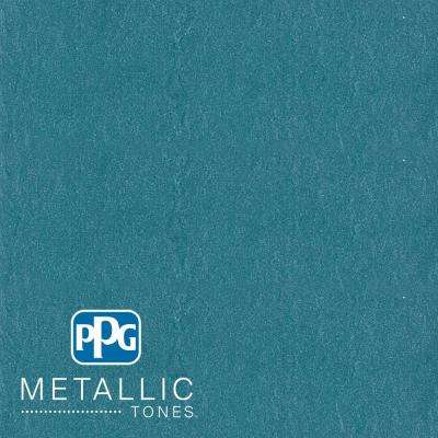 1 qt.#MTL114 Aqua Essence Metallic Interior Specialty Finish Paint