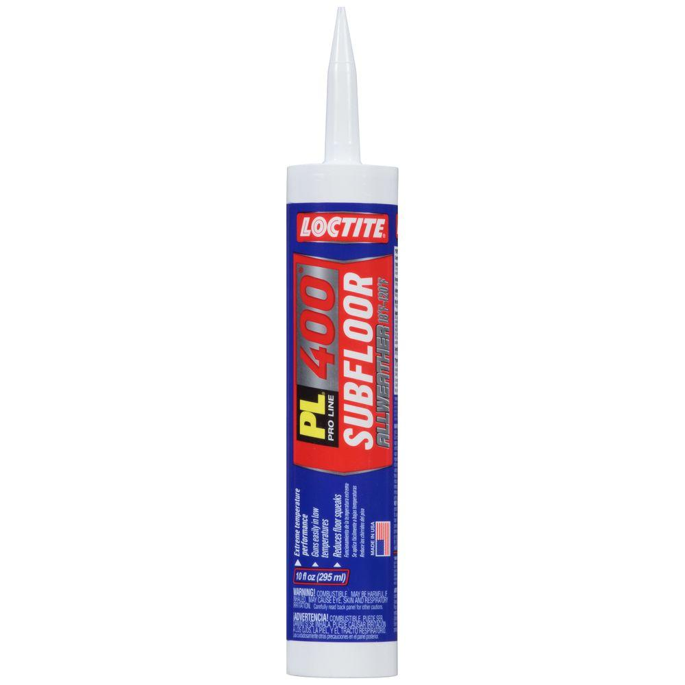 All Weather Subfloor Construction Adhesive
