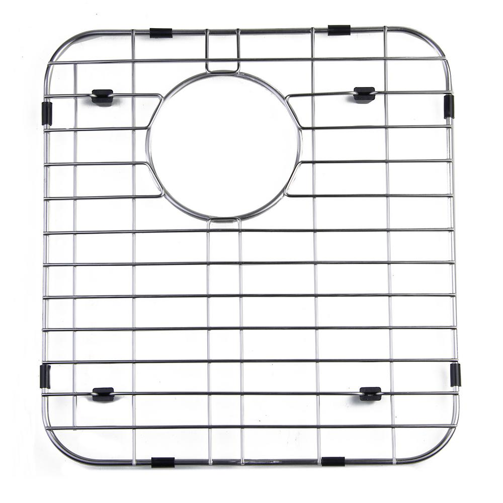GR512R 13.75 in. Grid for Kitchen Sinks AB512-W in Brushed Stainless