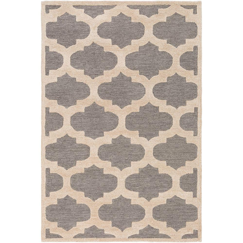 Arise Hadley Gray 2 ft. x 3 ft. Indoor Accent Rug