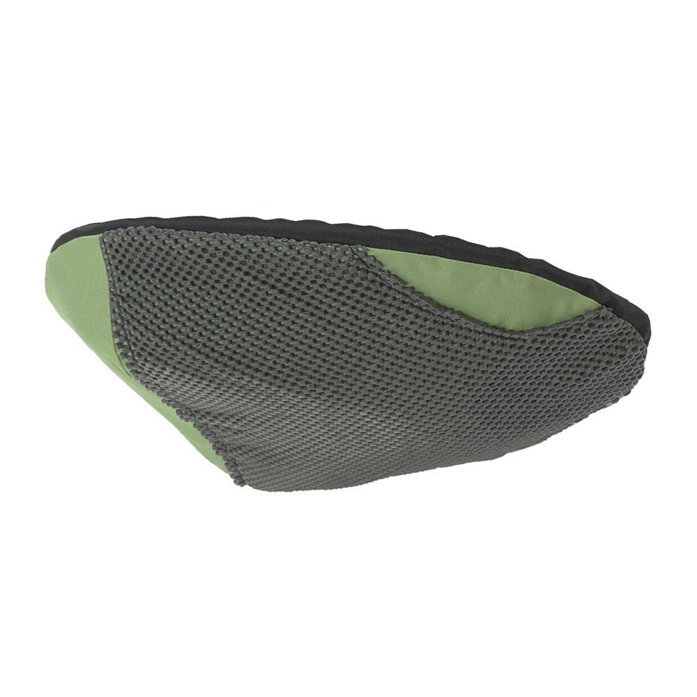 Garden Rocker Vertex Floor Protector Slip Resistant Base Use this Floor Protector with the Garden Rocker for added stability on slippery surfaces. This is also intended to eliminate scratches and scraps on your floors.