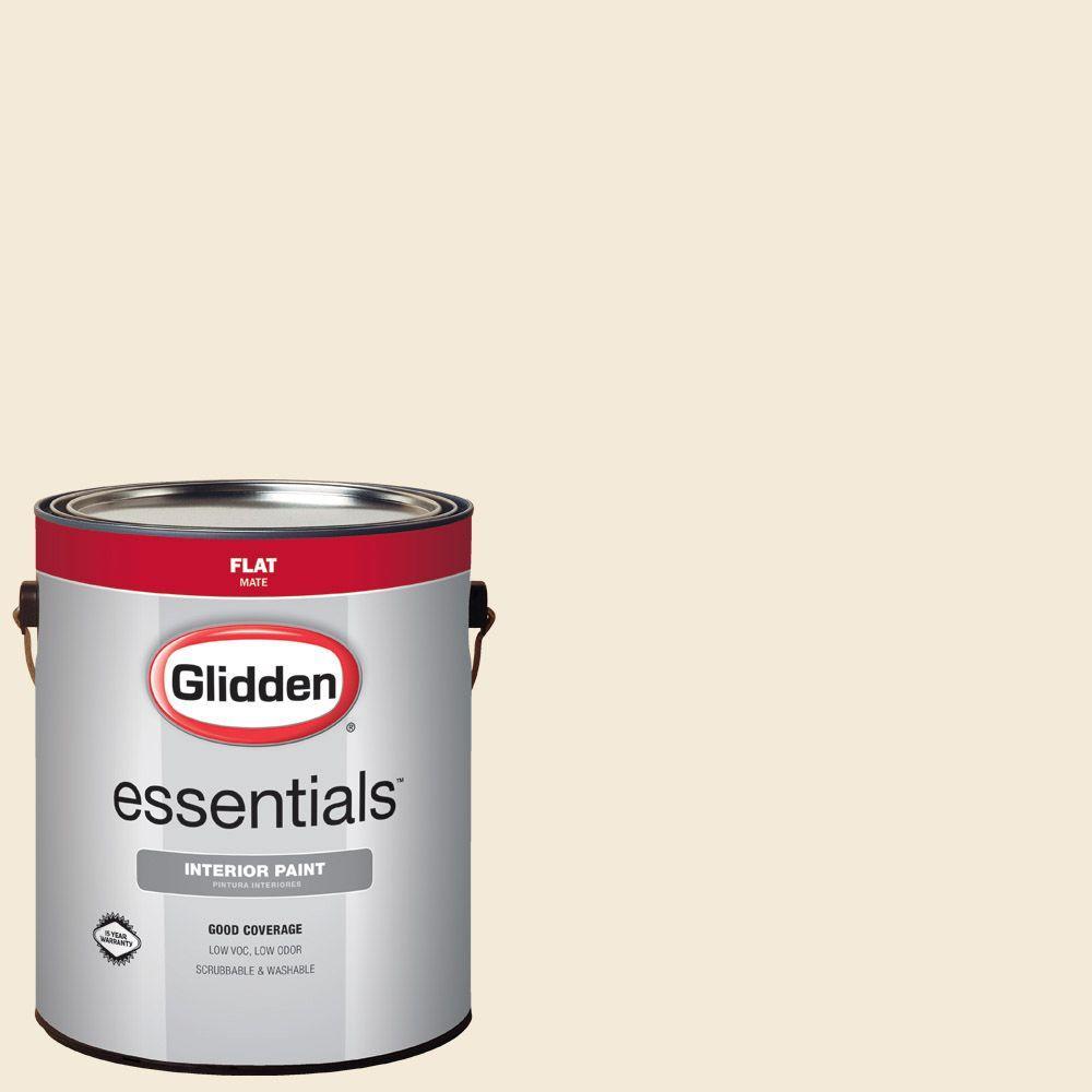 Hdgwn42 Shell White Flat Interior Paint