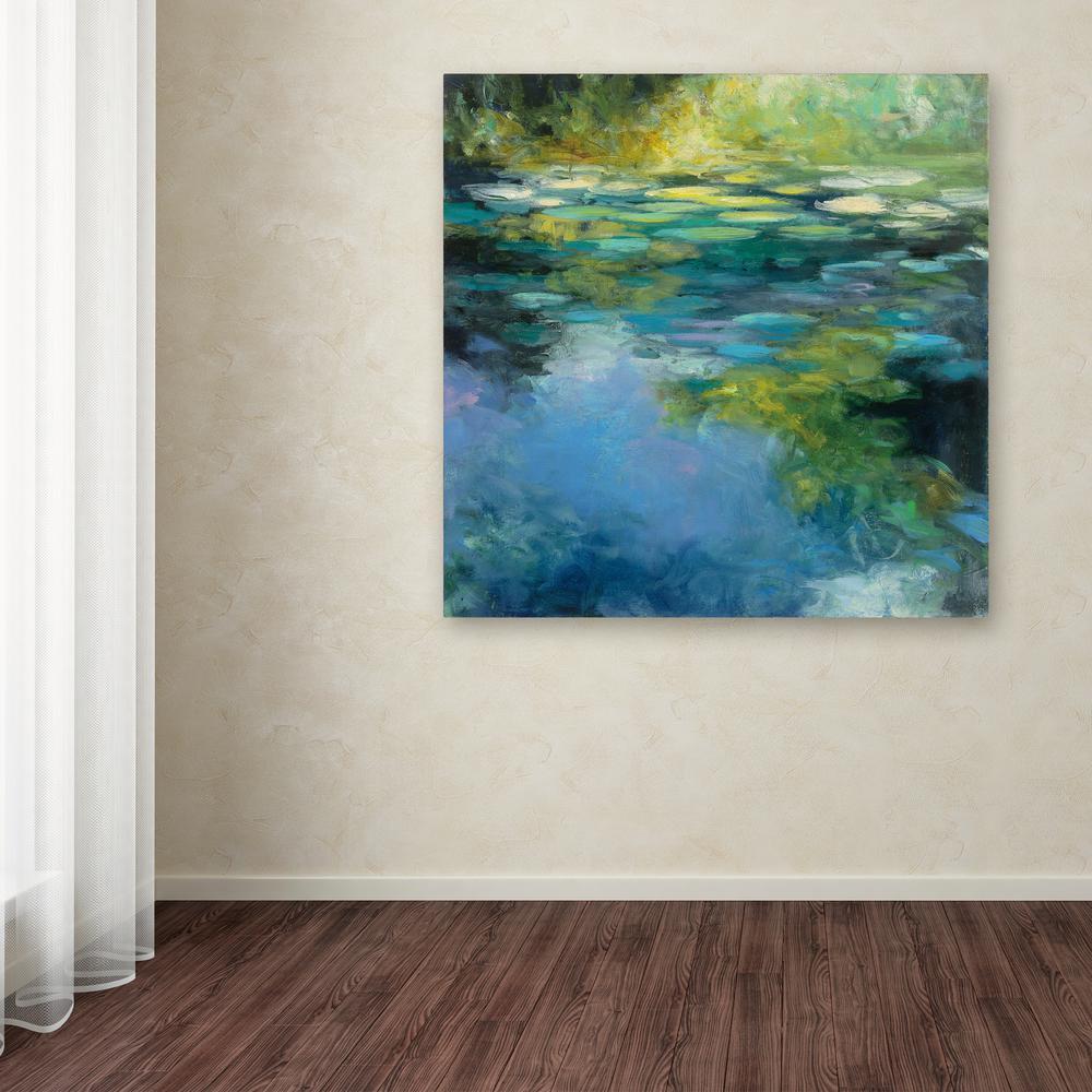 square canvas trademark fine art multi colored canvas art