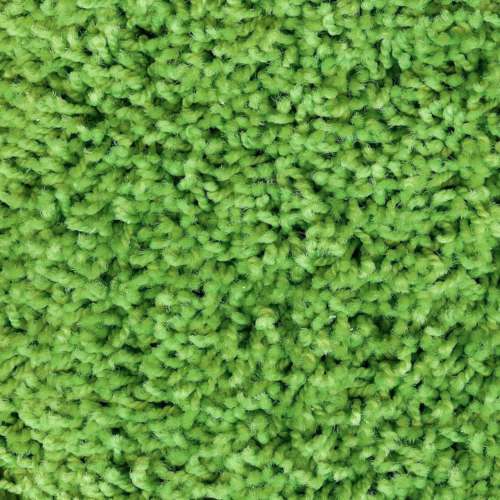 Simply Seamless Pop Culture 04 Mod Green 24 in. x 24 in. Residential Carpet Tiles (10-Case)