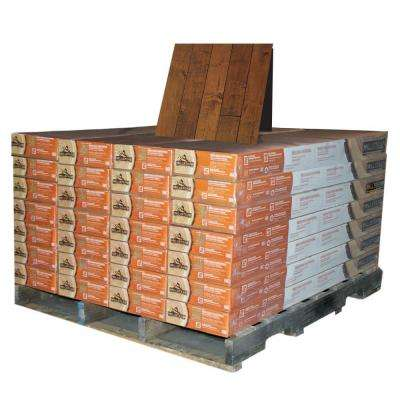 Hand Scraped Maple Spice 1/2 in. Thick x 5 in. Wide x Random Length Engineered Hardwood Flooring (868 sq. ft. / pallet)
