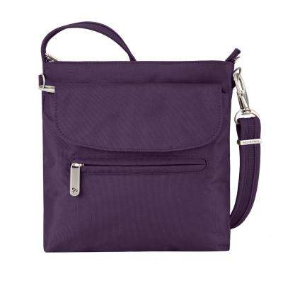 Purple Anti-Theft Mini Shoulder Bag