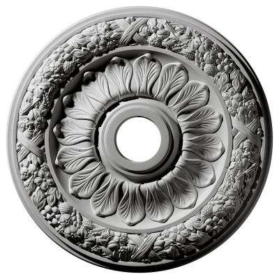 24 in. O.D. x 4 in. I.D. Swindon Ceiling Medallion