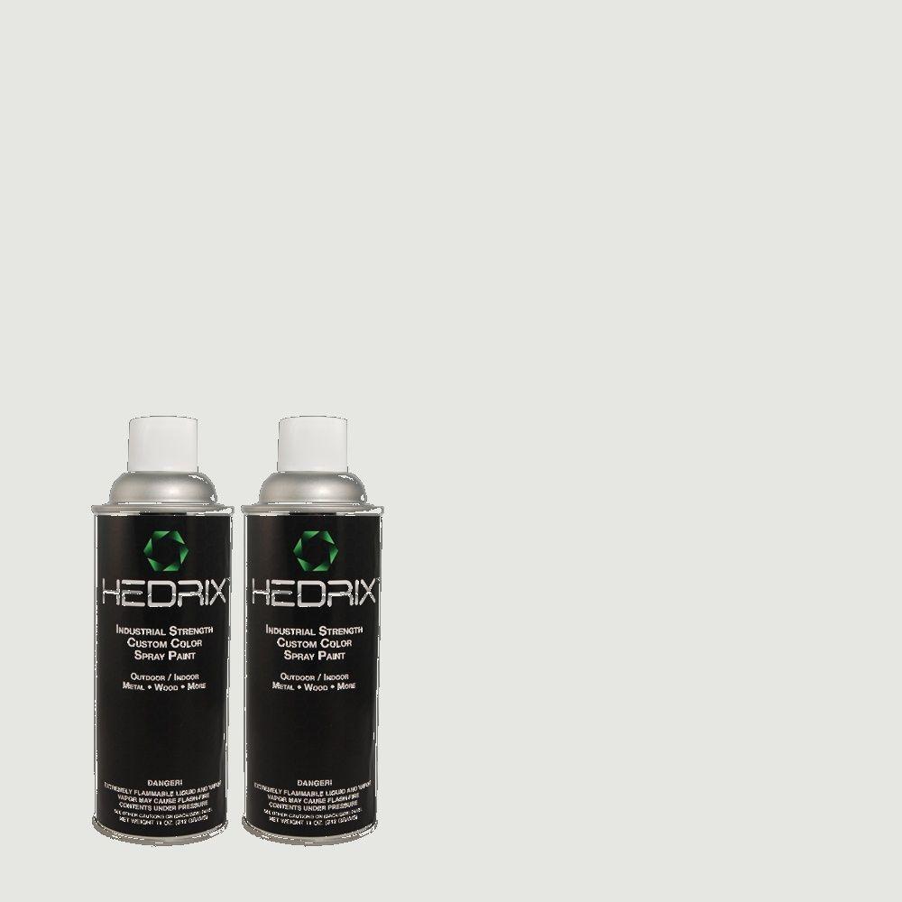 Hedrix 11 oz. Match of PIC-12 Crystal Gloss Custom Spray Paint (2-Pack)