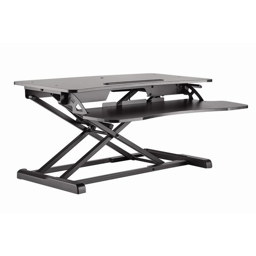 Internet 307630198 proht adjustable height stand up work station ergonomic computer desk riser